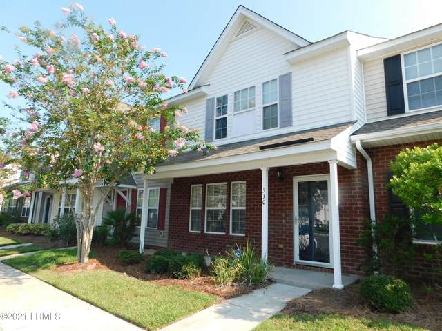 530 Candida Drive, Beaufort, SC 29906 (MLS #171142) :: RE/MAX Island Realty