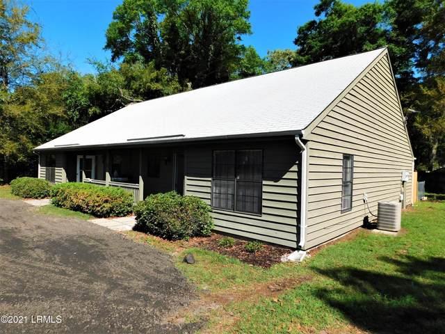 23 White Dogwood Road A & B, Beaufort, SC 29907 (MLS #171144) :: Shae Chambers Helms | Keller Williams Realty