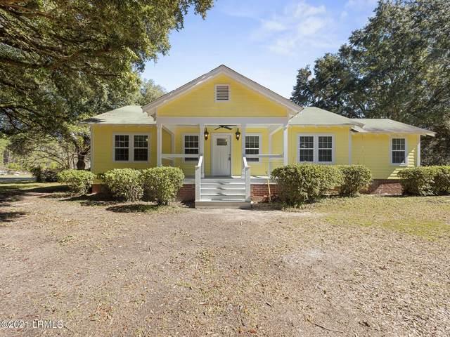 1054 Great Swamp Road, Ridgeland, SC 29936 (MLS #171157) :: Shae Chambers Helms   Keller Williams Realty
