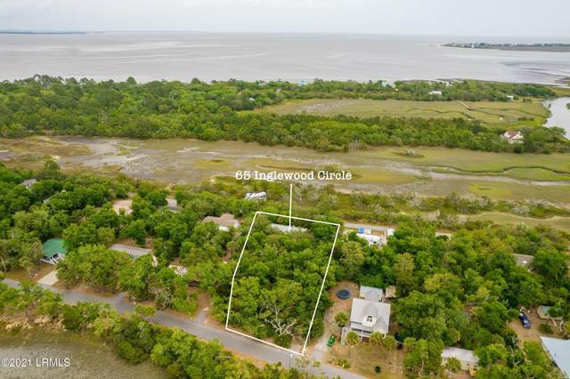 Address Not Published, St. Helena Island, SC 29920 (MLS #171168) :: Shae Chambers Helms | Keller Williams Realty