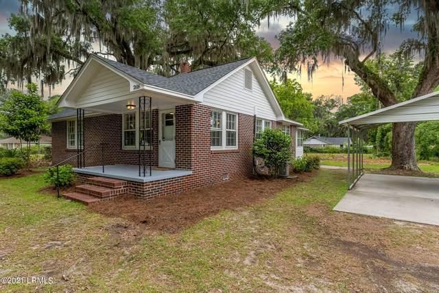 2616 Mossy Oaks Road, Beaufort, SC 29902 (MLS #171177) :: Shae Chambers Helms | Keller Williams Realty