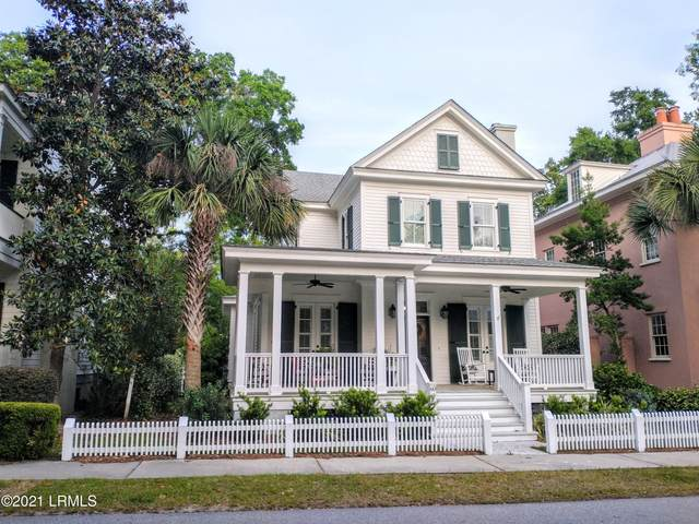 60 Grace Park, Beaufort, SC 29906 (MLS #171189) :: RE/MAX Island Realty