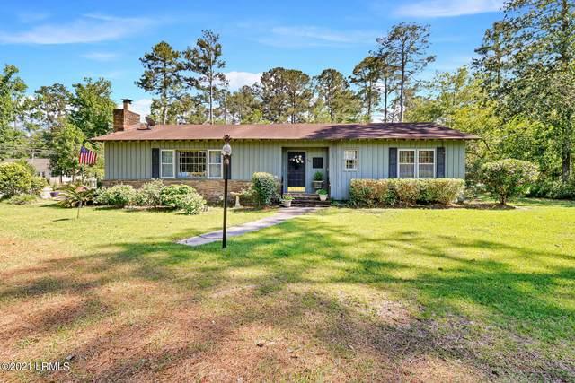 166 Eleanor Avenue, Ridgeland, SC 29936 (MLS #171218) :: Shae Chambers Helms   Keller Williams Realty
