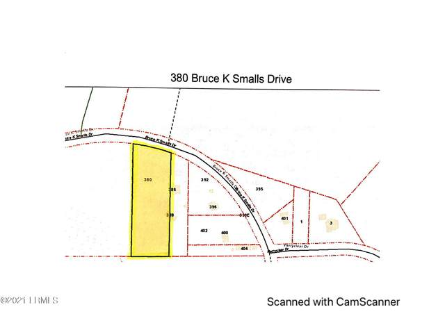 380 Bruce K Smalls Drive, Burton, SC 29906 (MLS #171257) :: Coastal Realty Group