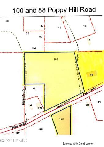 100 Poppy Hill Road, Beaufort, SC 29906 (MLS #171258) :: Coastal Realty Group
