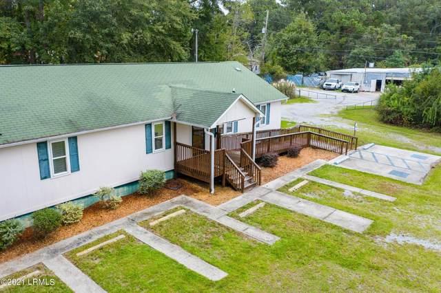 90 Savannah Highway, Beaufort, SC 29906 (MLS #171316) :: Coastal Realty Group