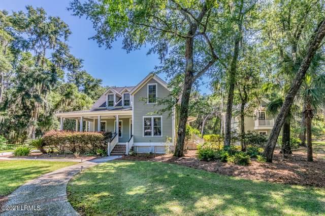 6 Long Pond Drive, Beaufort, SC 29907 (MLS #171317) :: Shae Chambers Helms | Keller Williams Realty