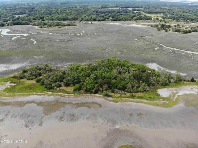 0 Station Creek, St. Helena Island, SC 29920 (MLS #171354) :: Coastal Realty Group