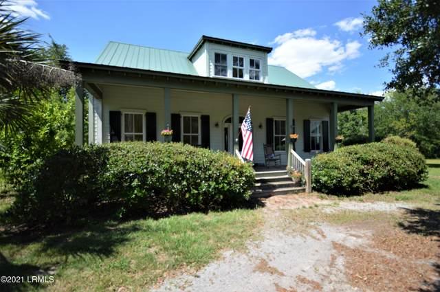 16 Marsh Oaks Lane, Seabrook, SC 29940 (MLS #171360) :: Shae Chambers Helms | Keller Williams Realty