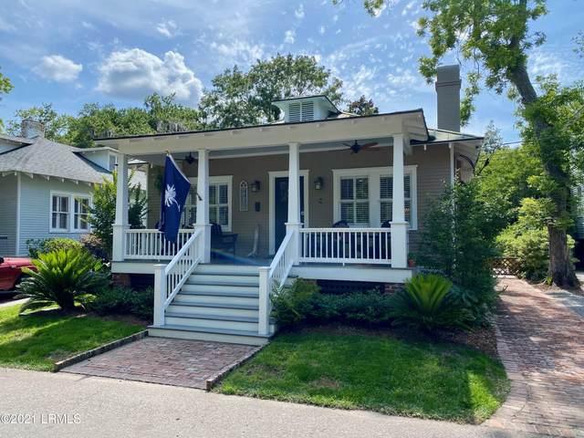 704 East Street, Beaufort, SC 29902 (MLS #171380) :: RE/MAX Island Realty