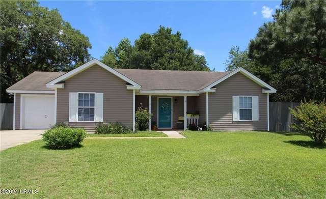 16 Star Magnolia Drive, Beaufort, SC 29907 (MLS #171447) :: Shae Chambers Helms | Keller Williams Realty