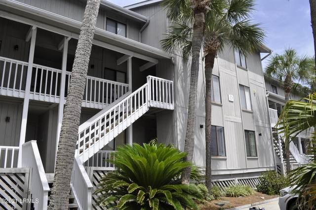 6 Cedar Reef Villas D 213, Harbor Island, SC 29920 (MLS #171479) :: Shae Chambers Helms | Keller Williams Realty
