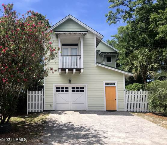 94 Davis Love Drive, Fripp Island, SC 29920 (MLS #171480) :: Shae Chambers Helms | Keller Williams Realty