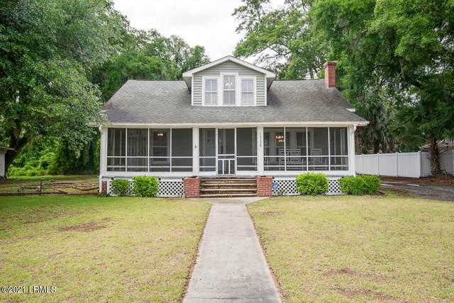 10557 S Jacob Smart Boulevard, Ridgeland, SC 29936 (MLS #171490) :: Shae Chambers Helms | Keller Williams Realty