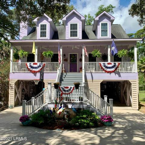 38 Ocean Marsh Lane, Harbor Island, SC 29920 (MLS #171503) :: Shae Chambers Helms | Keller Williams Realty