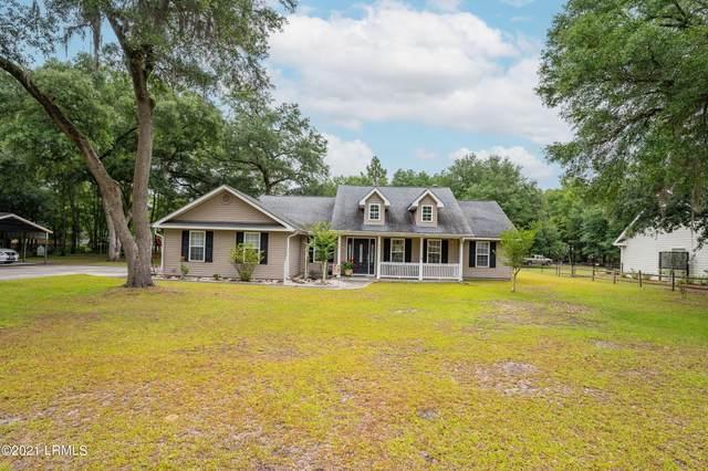 71 Taylor Mill Road, Ridgeland, SC 29936 (MLS #171514) :: RE/MAX Island Realty