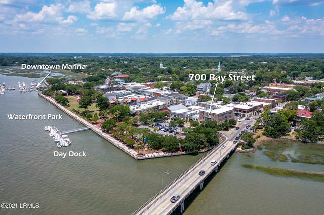700 Bay Street #304, Beaufort, SC 29902 (MLS #171541) :: RE/MAX Island Realty