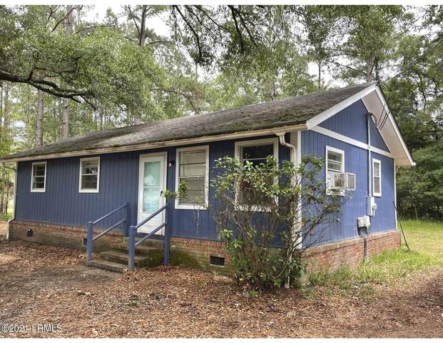 214 Oak Hill Road, Ridgeland, SC 29936 (MLS #171573) :: Shae Chambers Helms | Keller Williams Realty