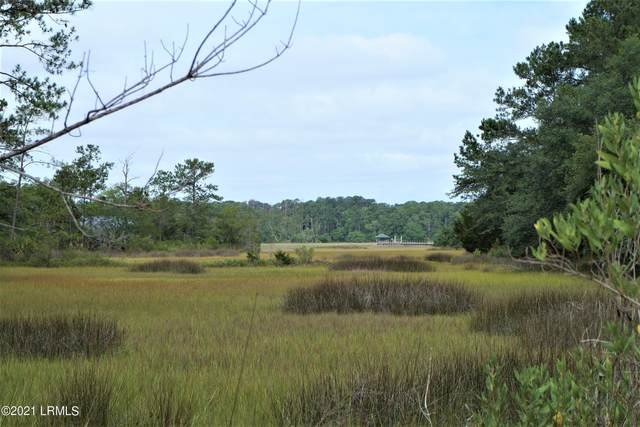 56 Coosaw River Drive, Beaufort, SC 29907 (MLS #171578) :: Coastal Realty Group