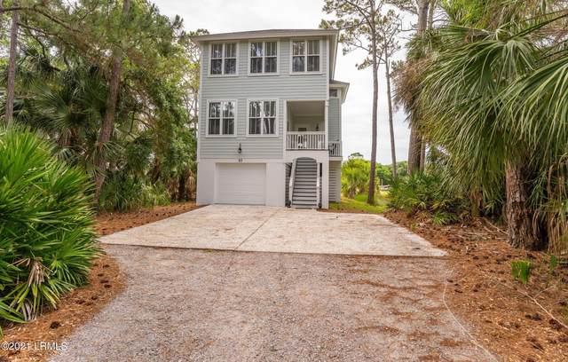 83 Ocean Creek Boulevard, Fripp Island, SC 29920 (MLS #171589) :: Shae Chambers Helms | Keller Williams Realty