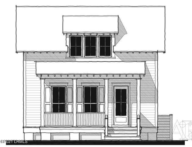 11 Hamlet Row, Beaufort, SC 29906 (MLS #171594) :: Coastal Realty Group