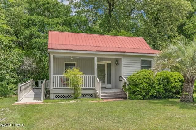 179 Broad River Road, Ridgeland, SC 29936 (MLS #171601) :: Coastal Realty Group