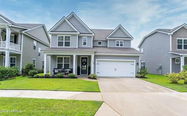 3935 Sage Drive, Beaufort, SC 29907 (MLS #171610) :: Shae Chambers Helms | Keller Williams Realty