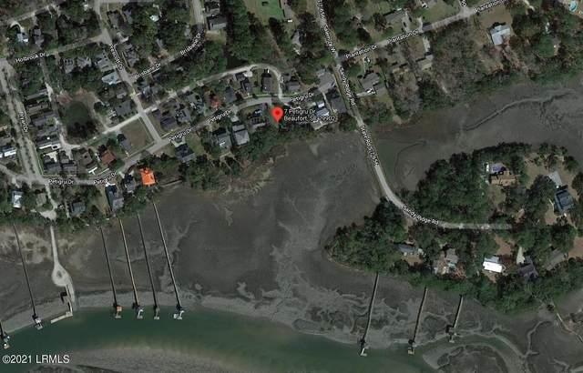 7 Petigru Drive, Beaufort, SC 29902 (MLS #171613) :: Shae Chambers Helms | Keller Williams Realty