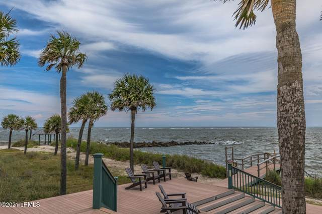 609 Newhaven Court, Fripp Island, SC 29920 (MLS #171622) :: Shae Chambers Helms | Keller Williams Realty