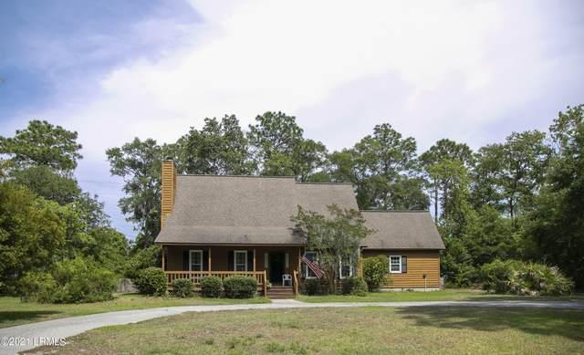 8 Redwood Lane, Beaufort, SC 29907 (MLS #171662) :: Shae Chambers Helms | Keller Williams Realty