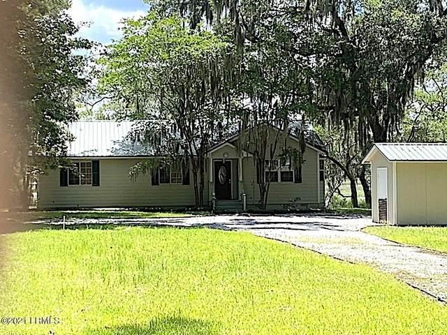 238 Boyd Creek Drive, Ridgeland, SC 29936 (MLS #171675) :: Shae Chambers Helms | Keller Williams Realty