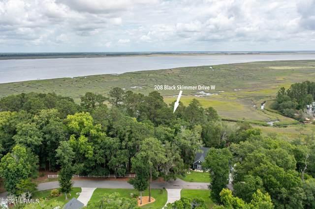 208 Black Skimmer Drive W, Lady's Island, SC 29907 (MLS #171676) :: Coastal Realty Group