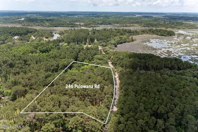 246 Polowana Road, St. Helena Island, SC 29920 (MLS #171680) :: Coastal Realty Group