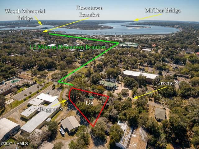 Lot 16a Baggettt Street, Beaufort, SC 29902 (MLS #171740) :: Coastal Realty Group