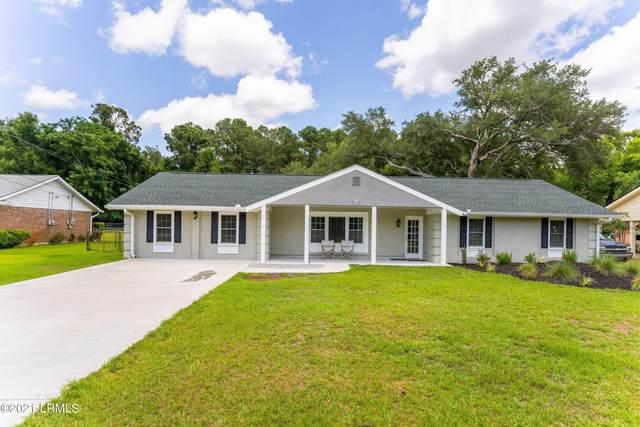 2211 Salem Drive E, Beaufort, SC 29902 (MLS #171795) :: RE/MAX Island Realty