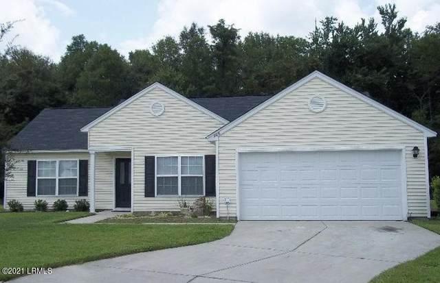 506 Colony Drive, Ridgeland, SC 29936 (MLS #171801) :: Coastal Realty Group