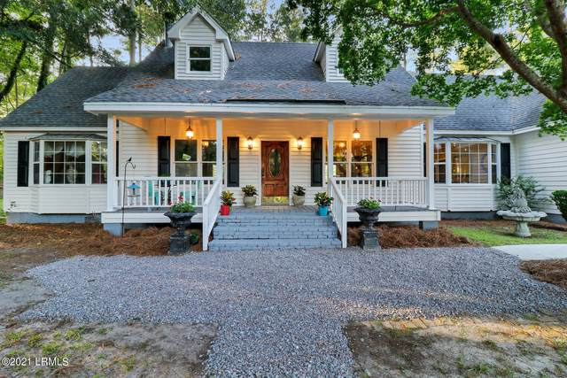 70 Bass Lake Drive, Ridgeland, SC 29936 (MLS #171827) :: Coastal Realty Group