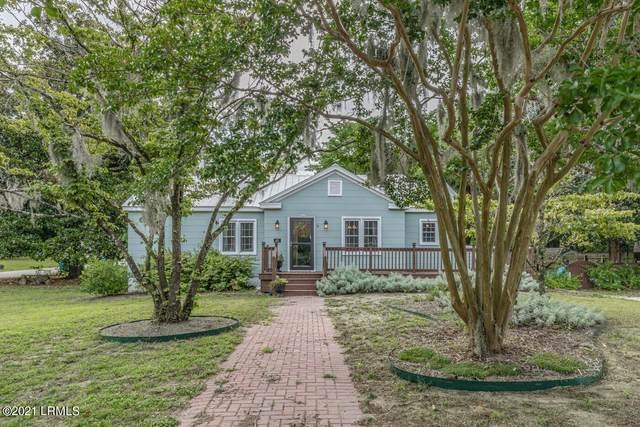401 Battery Creek Road, Beaufort, SC 29902 (MLS #171845) :: RE/MAX Island Realty