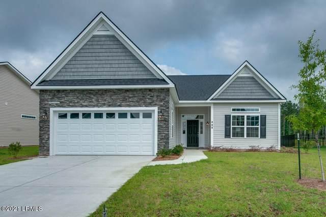 1673 Hearthstone Drive, Hardeeville, SC 29927 (MLS #171879) :: Coastal Realty Group