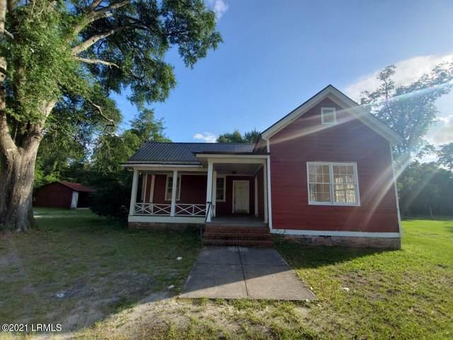 81 W Pine Street, Varnville, SC 29944 (MLS #171881) :: Coastal Realty Group