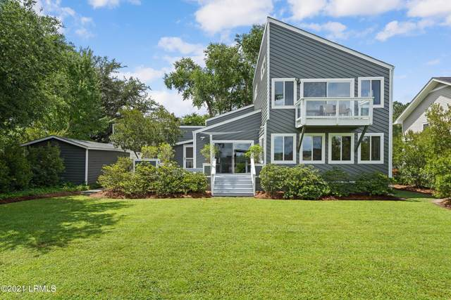 1842 Carolina Avenue, Beaufort, SC 29906 (MLS #171902) :: Coastal Realty Group