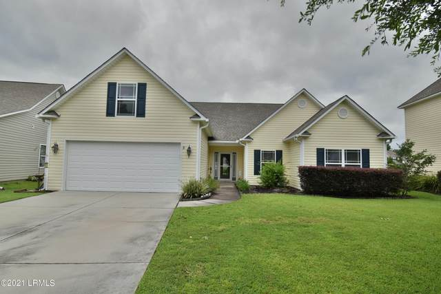 16 Grovewood Drive, Bluffton, SC 29910 (MLS #172036) :: Shae Chambers Helms | Keller Williams Realty