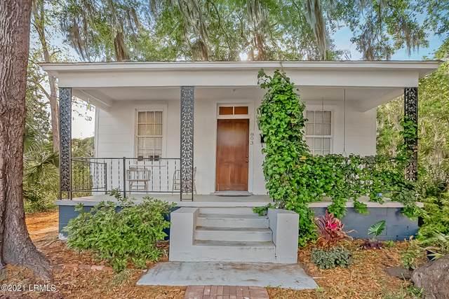 803 Harrington Street, Beaufort, SC 29902 (MLS #172051) :: Shae Chambers Helms   Keller Williams Realty