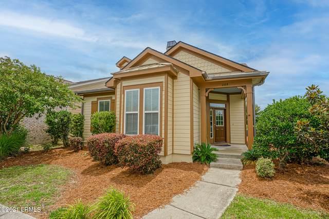 269 Garden Row Drive N, Hardeeville, SC 29927 (MLS #172063) :: Coastal Realty Group