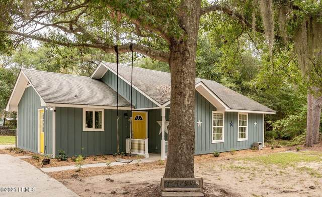 32 Springfield Road, Beaufort, SC 29907 (MLS #172158) :: RE/MAX Island Realty