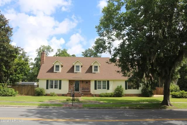 361 5th Street, Estill, SC 29918 (MLS #172207) :: Coastal Realty Group