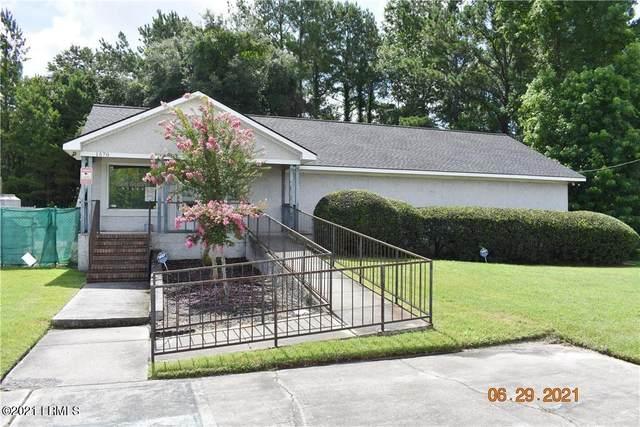 1570 Dean Forest Road, Savannah, GA 31408 (MLS #172211) :: Coastal Realty Group