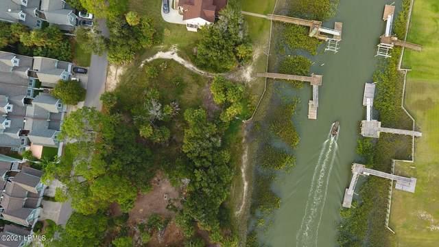 414 Wahoo Drive, Fripp Island, SC 29920 (MLS #172247) :: Coastal Realty Group
