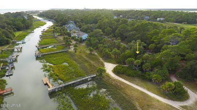 352 Wahoo Drive, Fripp Island, SC 29920 (MLS #172248) :: Coastal Realty Group