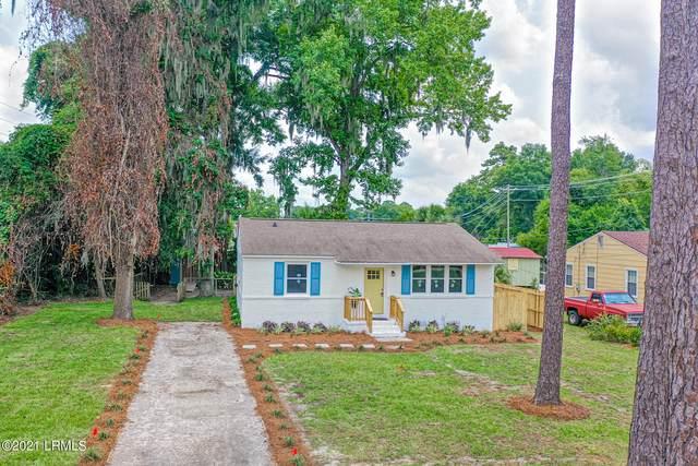 2421 Hermitage Road, Beaufort, SC 29902 (MLS #172249) :: Shae Chambers Helms | Keller Williams Realty